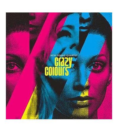 Crazy colours (Ltd edition 12'' vinyl)