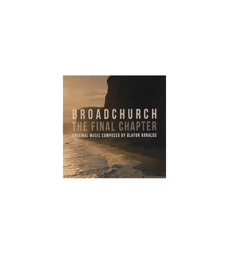 Broadchurch the final chapter (CD)