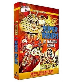 Super riders / Impact 5 (2 DVD)