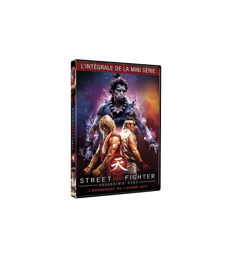 Street fighter : Assassin's fist (2 DVD)