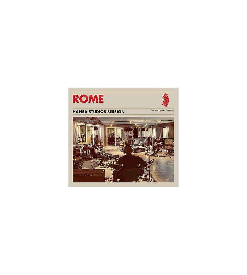 Hansa studios session (CD)