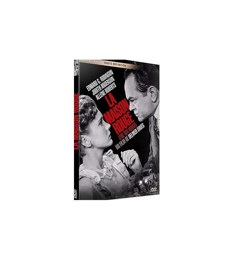 La maison rouge (DVD)