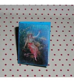 Bague livre Grimm Fairy Tales