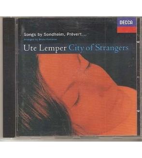 City of strangers (CD)