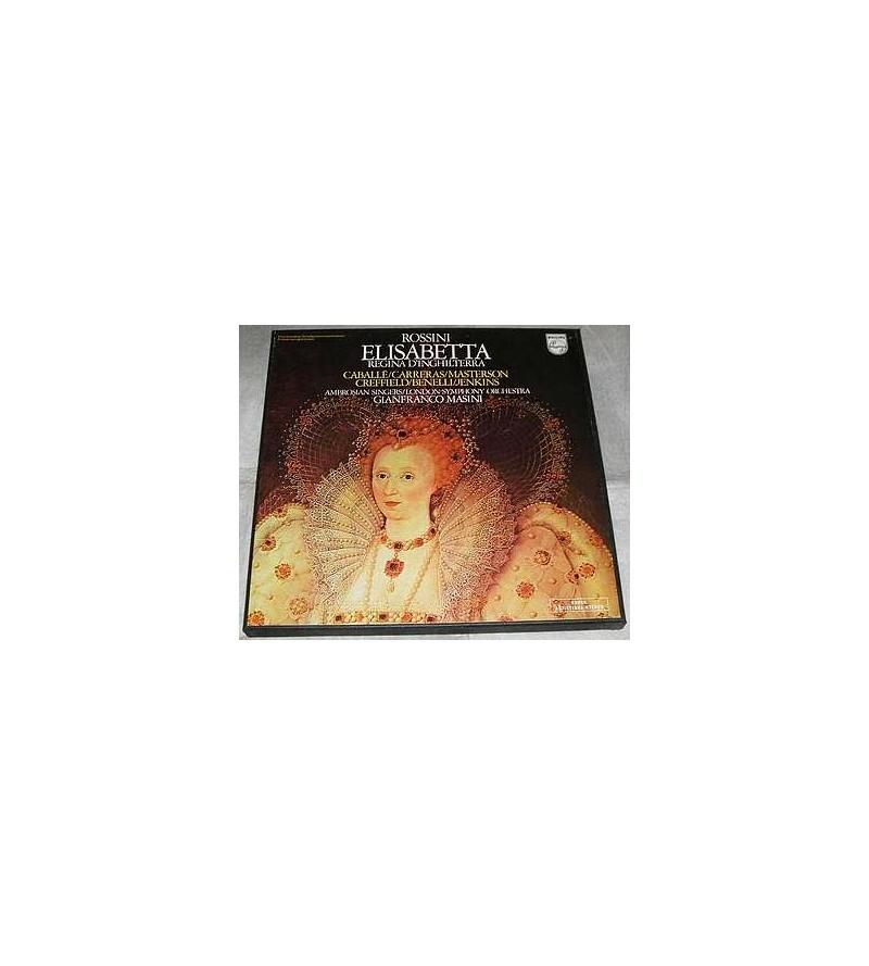 Elisabetta (3 X 12'' vinyl)