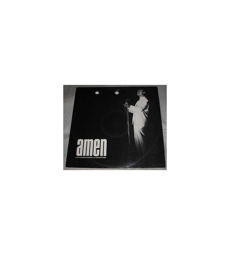 Chante Odette Vercruysse – amen (12'' vinyl)