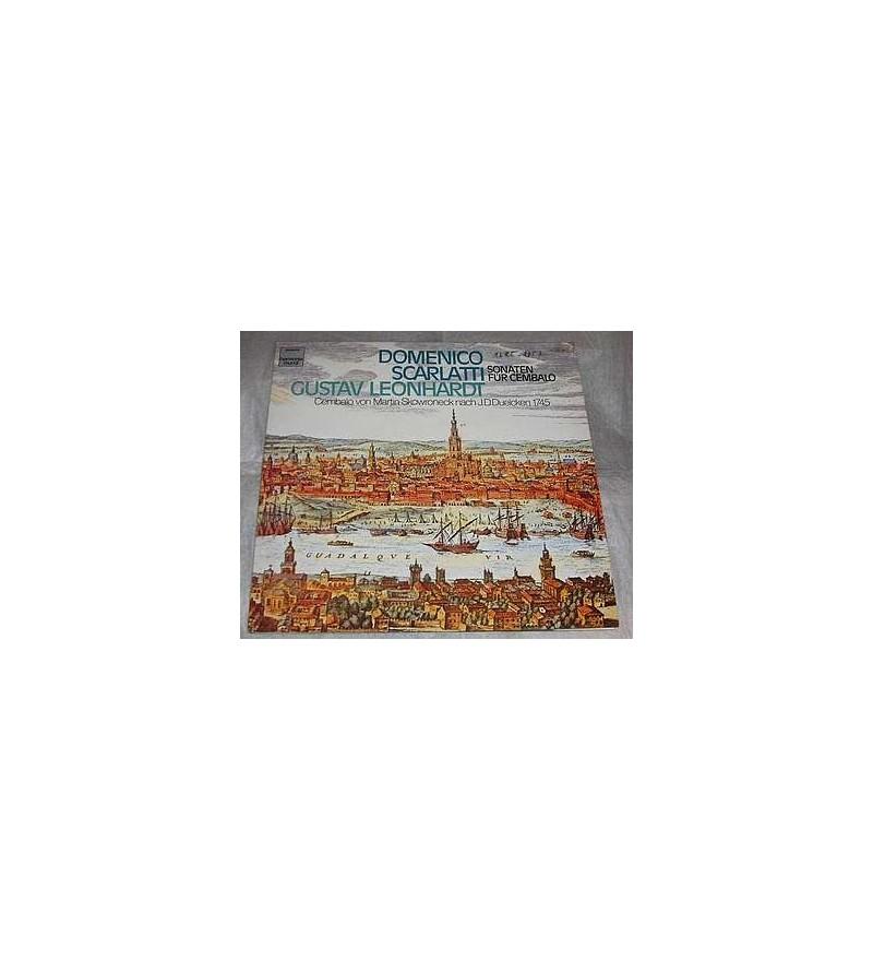 Sonaten für cembalo (12'' vinyl)