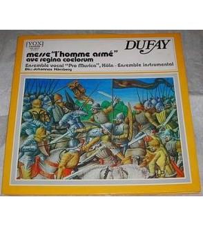 Messe « l'homme armé » / Ave regina coelorum (12'' vinyl)