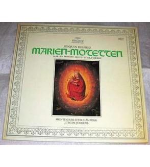 Marien-motetten (12'' vinyl)