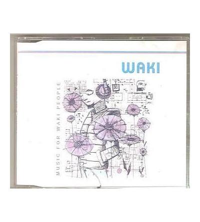 Music for waki people (CD)