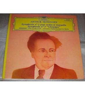 Symphonie n°2 / Symphonie n°3 (12'' vinyl)