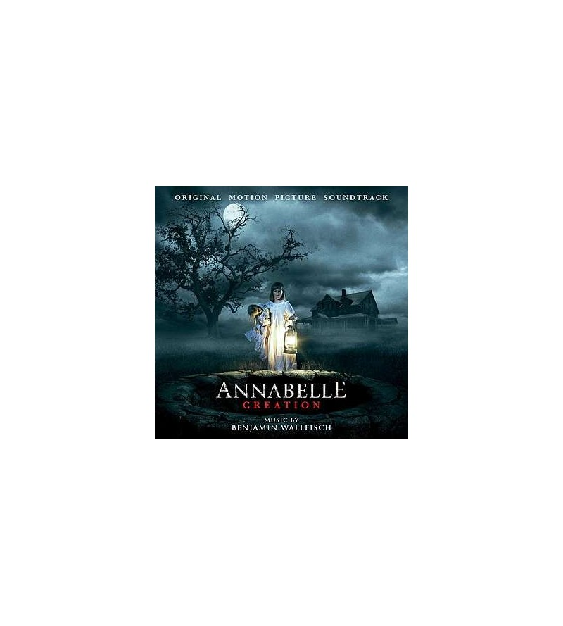 Annabelle creation soundtrack (CD)