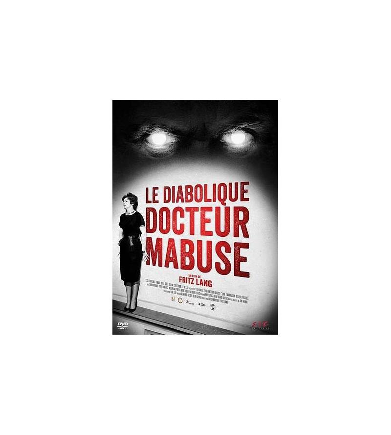 Le diabolique docteur Mabuse (DVD)