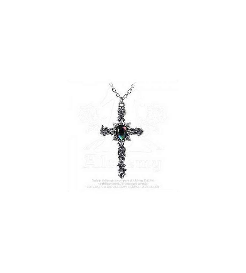 Collier Ivy cross