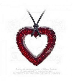Collier Love over death