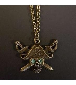 Collier pirate