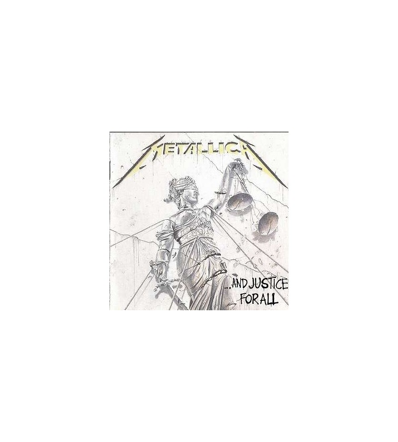 …and justice for all (CD)