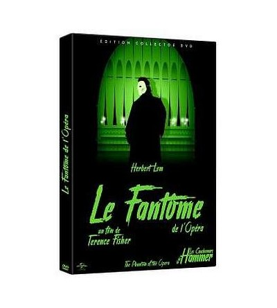 Le fantôme de l'opéra (DVD)