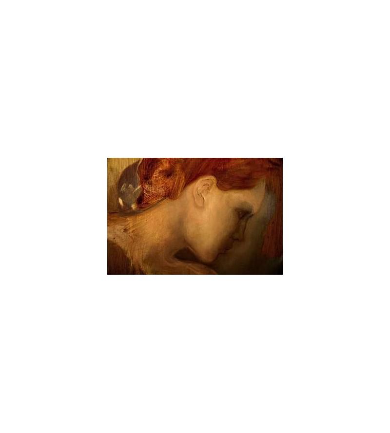 Carte postale Solange (Vita Ivantcha)