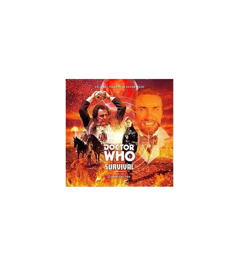 Doctor Who - survival soundtrack (CD)