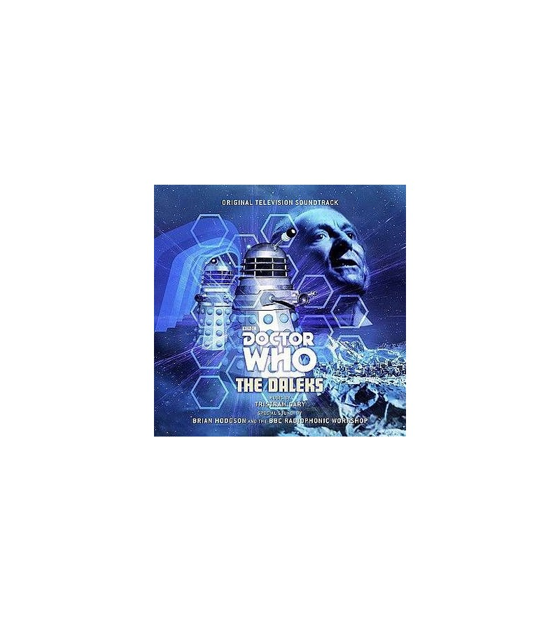Doctor Who – The daleks soundtrack (CD)