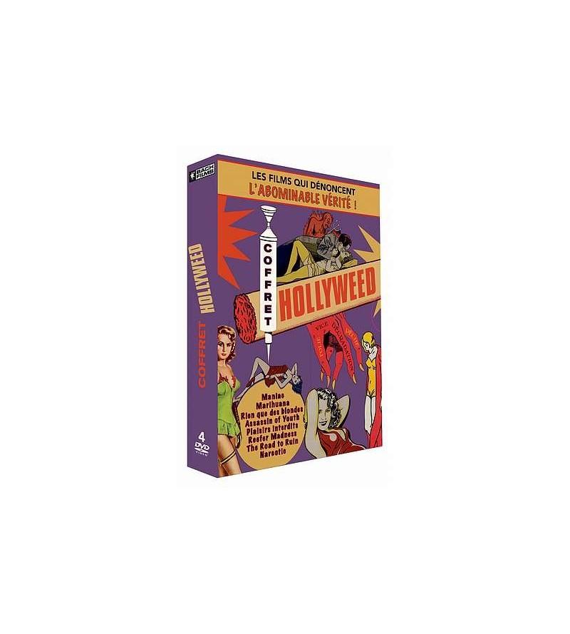 Coffret Hollyweed (4 DVD)