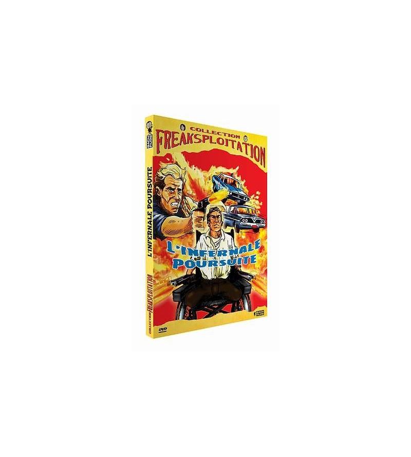 L'infernale poursuite (DVD)