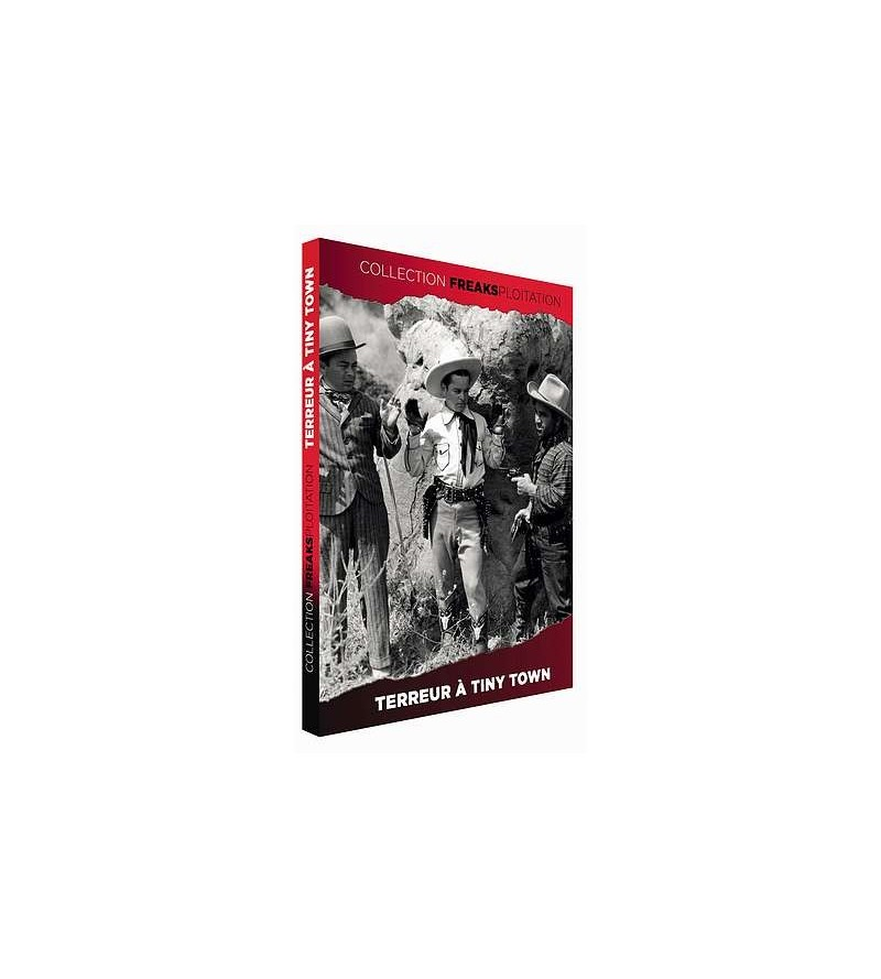 Terreur à Tiny town (DVD)