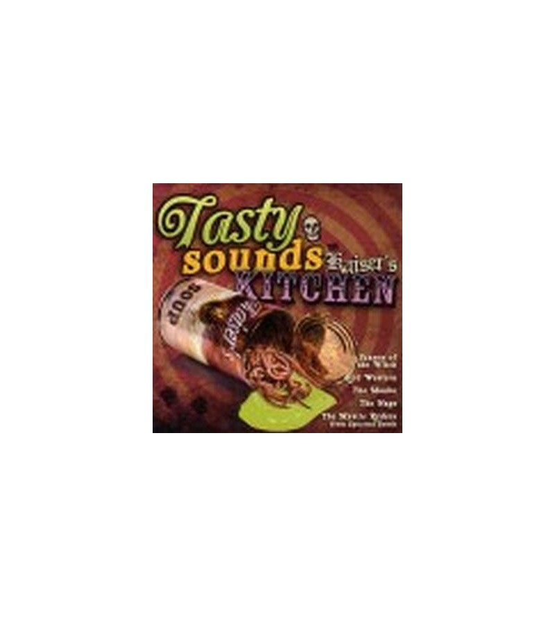 Tasty sounds from Kaiser's kitchen (CD)