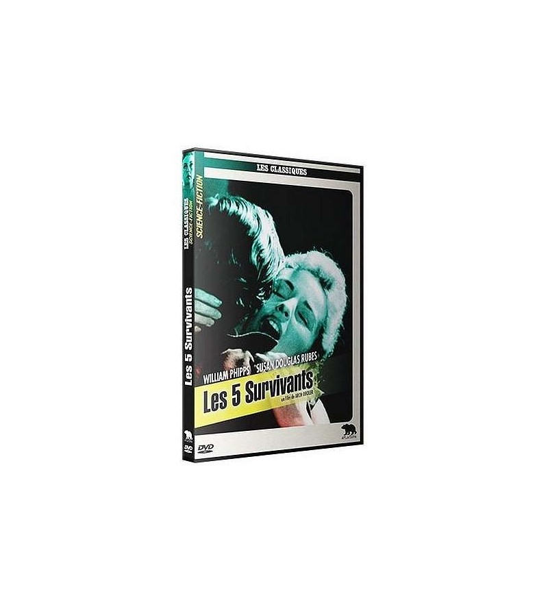 Les 5 survivants (DVD)