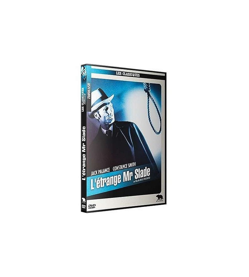 L'étrange Mr Slade (DVD)