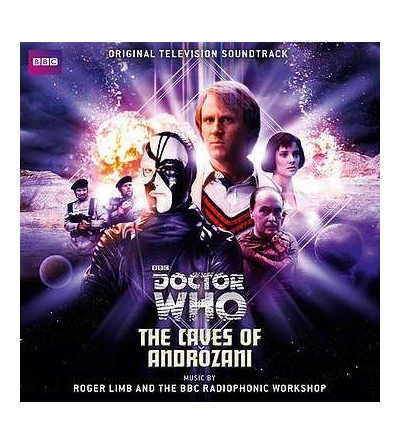 Doctor who : the caves of Androzani soundtrack (CD)