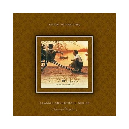 City of joy soundtrack (Ltd edition 12'' vinyl)