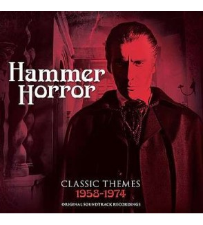 Hammer horror classic themes 1958-1974 (CD)