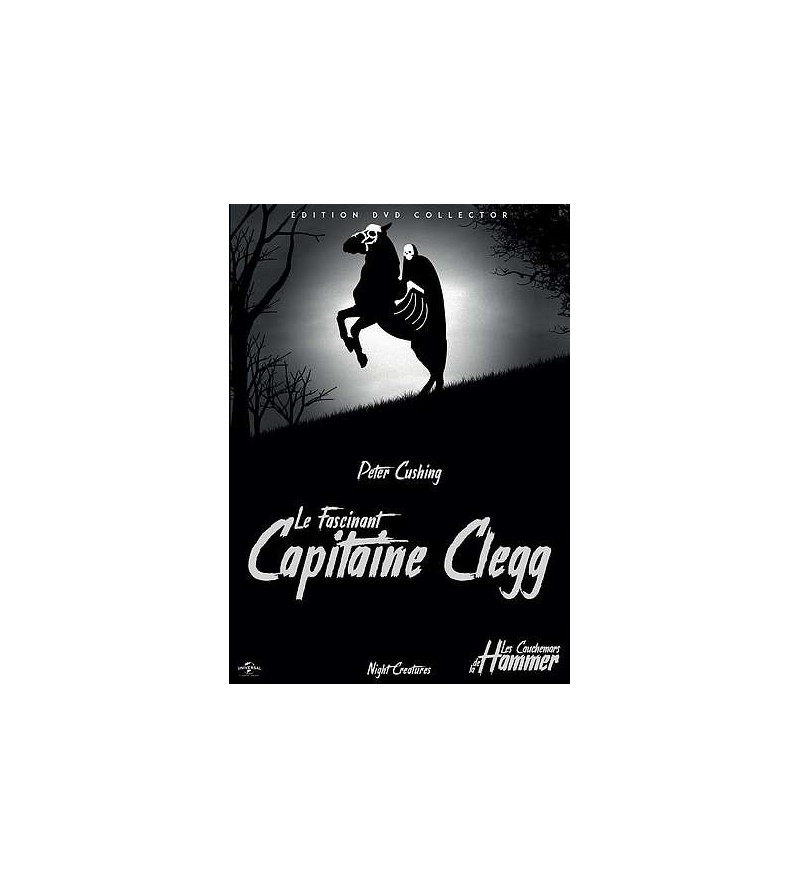 Le fascinant capitaine Clegg (DVD)