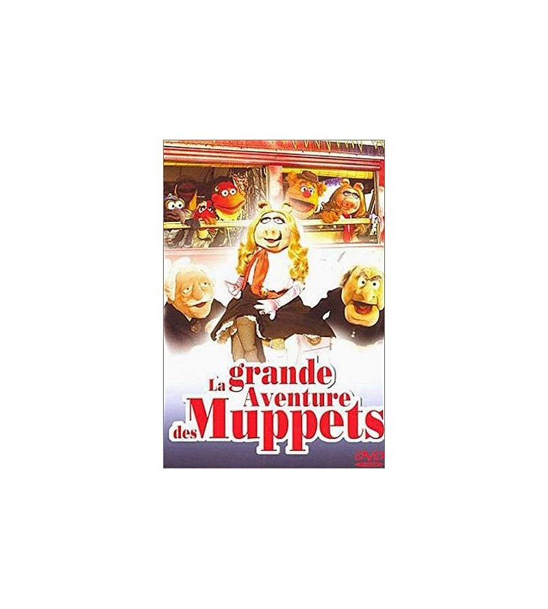 La grande aventure des muppets (DVD)