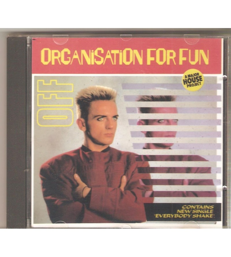 Organisation for fun (CD)