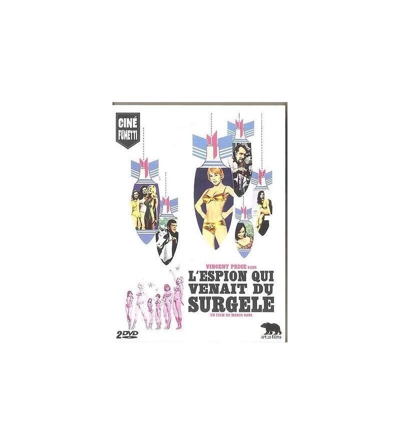 L'espion qui venait du surgelé (2 DVD)