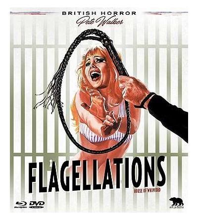Flagellations (Blu-ray + DVD)