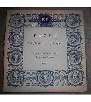 Symphonie en ut majeur (10'' vinyl)