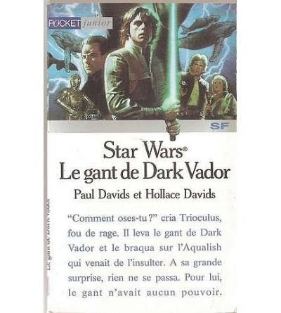 Star wars – le gant de Dark Vador