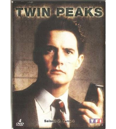 Twin peaks saison 2 partie 1 (4 DVD)
