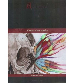 Dark graphite fantasy artbook n°2 - l'ombre d'une lumière