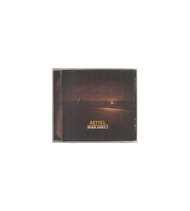 Myam James 2 (CD)