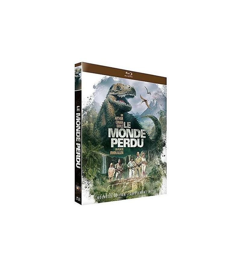 Le monde perdu (Blu-ray)