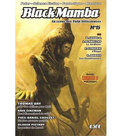 Black mamba 15