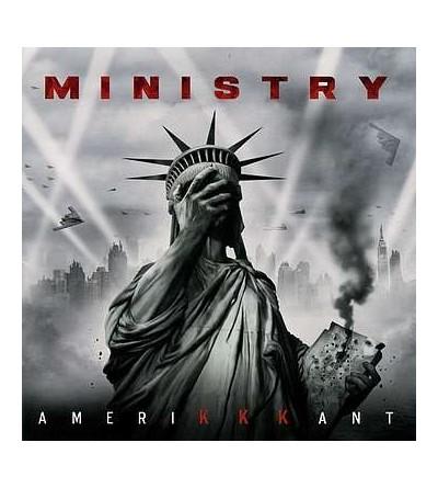 Amerikkkant (CD)