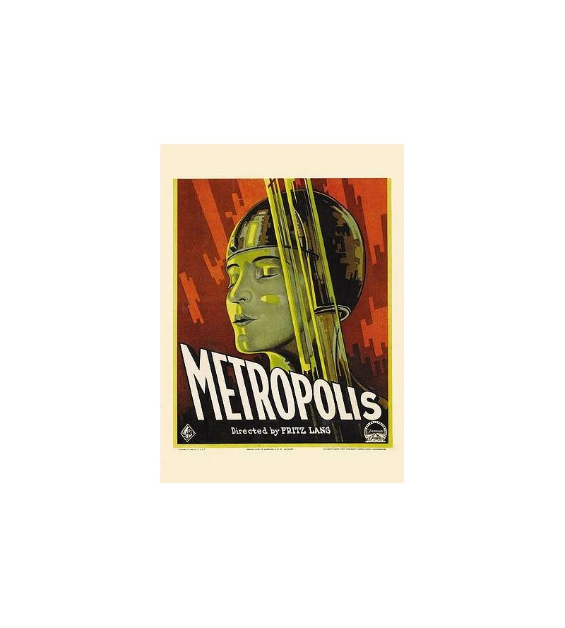 Carte postale Metropolis