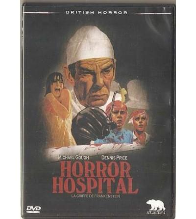Horror hospital (DVD)