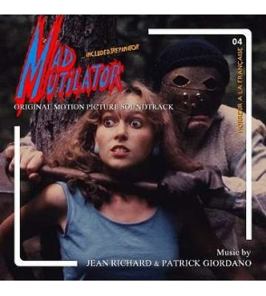 Ogroff – mad mutilator soundtrack (Ltd edition CD)
